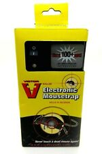 **VICTOR** Electronic Battery Operated Reusable Electric Shock Mouse Trap #M2524