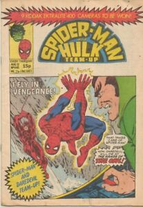 Spider-Man and Hulk Team Up 440 / 1981