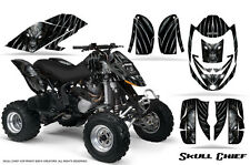 CAN-AM DS650 DS650X CREATORX GRAPHICS KIT DECALS SKULL CHIEF S