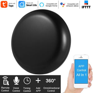 WiFi IR Remote Controller Universal Smart Home Infrared Control for Alexa/Google