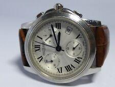 Saint Honore Manhattan Chronograph Mens Watch S.S case
