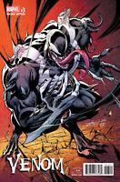 VENOM #3 J SCOTT CAMPBELL 1:100 VARIANT NM SPIDER-MAN CARNAGE GWEN BLACK CAT MJ