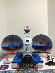 TMNT Technodrome 100% COMPLETE NM Teenage Mutant Ninja Turtles Playset Vehicle