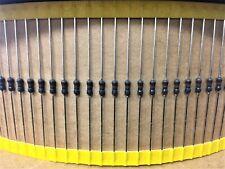 100 14w 1 Metal Film Resistors 25 Watt 165k Ohm