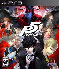 Persona 5 ✅ Play Station 3 ✅ BEST price on eBay ✅ Digital Game ✅ Region Free