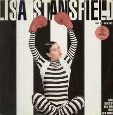 LISA STANSFIELD - What Did Oui To Vyou? (Morales Mix)
