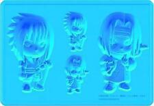 *NEW* Naruto Shippuden: Uchiha Sasuke & Itachi Silicone Ice Tray by Kotobukiya