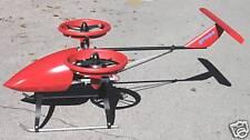 Evader Dual-Fan VTOL UAV Aircraft Wood Model Free Ship
