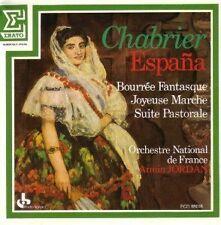 Chabrier: España/Joyeuse Marche/danse slave from le Roi malgre Armin Jordan