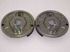GENUINE KNOTT AVONRIDE 200 X 50 BACK PLATE ASSEMBLY X 2 INCLUDES BRAKE SHOES