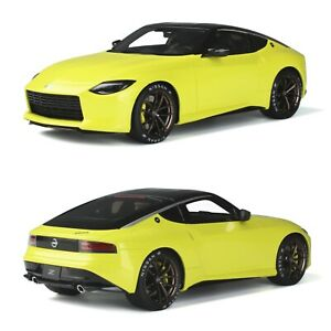 1/18 Gt Spirit Nissan Z Proto Yellow New Pre-order Shipping Home February