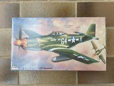 HASEGAWA P-51D MUSTANG (EARLY VERSION)