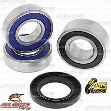 All Balls Rear Wheel Bearings & Seals Kit For KTM 660 Rally Factory Repl. 2006