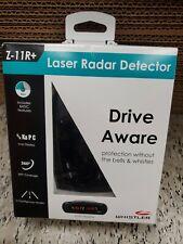New listing Whistler Z-11R 360 Coverage Laser Radar Detector