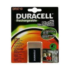 Batteries Duracell pour appareil photo et caméscope Panasonic sans chargeur