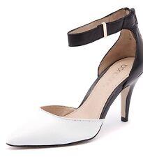 Bonbons White/Black High Heel Shoes, Brand New Un  The Box