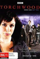 Torchwood: Series 1 - Part 2 * NEW DVD * (Region 4 Australia)