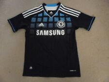 Boys Adidas CHELSEA CFC TORRES 9 football kit shirt top age 9-10 FREE POSTAGE