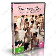 Budding Stars Of The Paris Opera Ballet : French - English Subtitles : New DVD