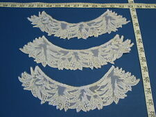 4231 Appliques Collars Embroidered Schiffli 76 Pieces Sale Close Out