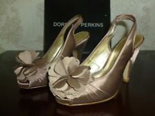 9081c110aa9a Dorothy Perkins Women s Textile Heels for sale