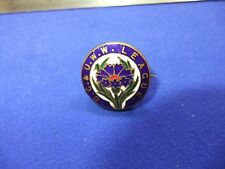 vtg badge cc&uww  cooperative women workers union colchester ? early fitting