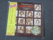 RICHARD THOMPSON Guitar Vocal RARE TRKS JAPAN MINI LP SHM CD FAIRPORT CONVENTION