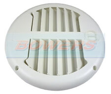 WHITE INTERNAL CLOSEABLE AIR VENT FOR MOTORISED VAN ROOF FAN AIR VENT EXTRACTOR