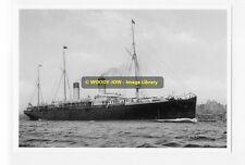rp7620 - White Star Liner - Teutonic - photo 6x4