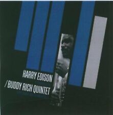 Harry Edison & Buddy Rich Quintet - Complete Studio Recordings DISCONFORME CD