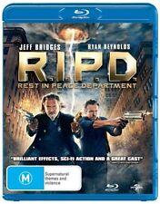 R.I.P.D. (Blu-ray, 2014) RIPD