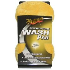 Meguiar's Meguiars Microfibre Wash Pad AG1020 Non Scratch Car Truck Boat Sponge