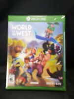 World to the West (XBOX ONE) NEW Sealed Soedesco