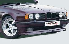 Rieger Frontspoilerlippe für BMW 5er E34 Limousine/ Touring nicht für M5 Modelle