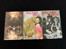 Silent Hill - Dead/Alive # 1-3 - IDW