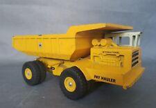 "Vtg 12"" Ertl International Harvester Pay Hauler Hydraulic Dump Truck USA Made"