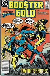 Booster Gold #23 - VF/NM - Twin Terrors / Superman