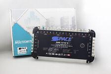 Space 17/12 multi-interruptor 17-12 Profiline Satelital Distribuidor