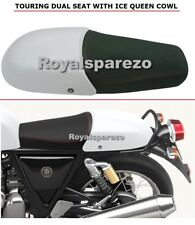 """Royal Enfield Continental GT 650 """"DUAL SEAT WITH ICE QUEEN COWL"""""""