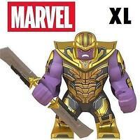 Thanos Avengers Endgame Marvel Custom Minifig Mini Figure 64