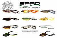 SPRO Bronzeye Frog Jr. Dean Rojas Topwater 60 Hollow Body - Pick