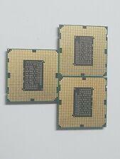 Lot of 3 Intel Core i7-2600 3.4 GHz CPUs Processor SR00B: Free Shipping!