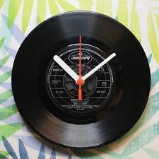"Rod Stewart ""Maggie May"" Retro Chic 7"" Vinyl Record Wall Clock"