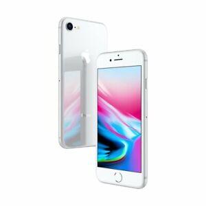 Apple iPhone 8 64GB, GSM Unlocked, Silver (Renewed)