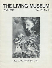 Julia Thecla; The Living Museum, Winter 1985 Vol 47, No 1; Illinois State Museum