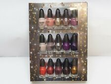 Sephora by OPI Nail Polish Collection 3.75mL 1/8Fl Oz 15 Shades Various Colors