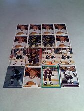 *****Jason Cullimore*****  Lot of 16 cards.....9 DIFFERENT / Hockey