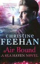 Air Bound (Sisters of the Heart), Very Good Condition Book, Feehan, Christine, I