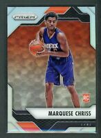 2016-17 MARQUESE CHRISS PANINI PRIZM SILVER ROOKIE RC #243