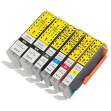 550 551XL Ink 6 Placement Compatible for Canon PIXMA iP7250 MG5450 MX725  MG5550